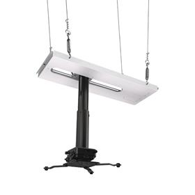 View a larger image of the Crimson JKS3-18A SyncPro Adj Height Suspended Ceiling Projector Kit up to 60 lbs.