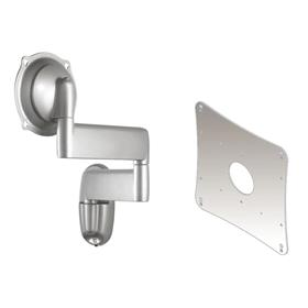 View a larger image of the Chief JWD210S Silver Swing Arm Wall Mount with 200x200 VESA Adapter.