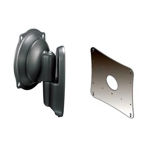 View a larger image of the Chief JWP210B Black Pivot Wall Mount with 200x200 VESA Adapter.