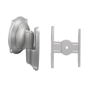 View a larger image of the Chief JWPUS Silver Universal Pivot Wall Mount for Mid Size Screens.