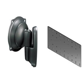 View a larger image of the Chief JWPVB Black Pivot Wall Mount with 400x200 VESA Adapter.