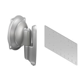 View a larger image of the Chief JWPVS Silver Pivot Wall Mount with 400x200 VESA Adapter.