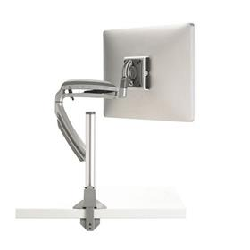View a larger image of the Chief K1C120S Kontour Single Screen Dynamic Column Desk Mount.