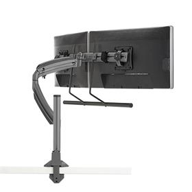 View a larger image of the Chief K1C22HB Kontour Dual Screen Dynamic Array Column Mount.