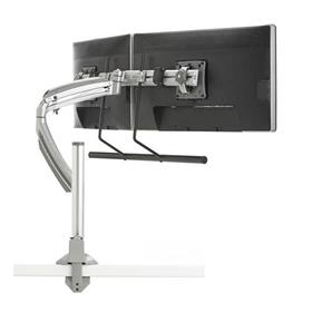 View a larger image of the Chief K1C22HS Kontour Dual Screen Dynamic Array Column Mount.