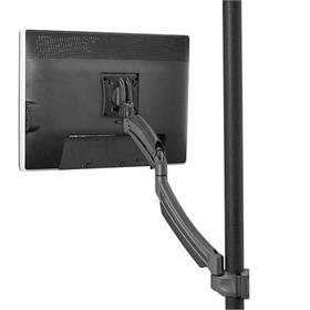 View a larger image of the Chief K1P120B Kontour Single Screen Dynamic Pole Mount.