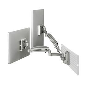 View a larger image of the Chief K1S220S Kontour Dual Screen Dynamic Slat Wall Mount.