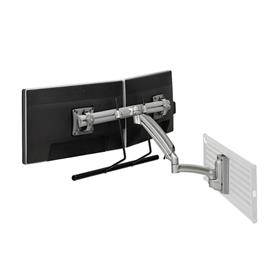 View a larger image of the Chief K1S22HS Kontour Dual Screen Array Dynamic Slat Wall Mount.