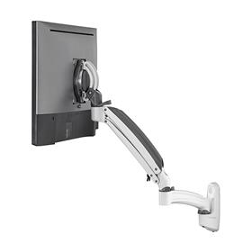 View a larger image of the Chief K1W120WXRH Kontour Reduced Height Single Screen Dynamic Wall Mount.