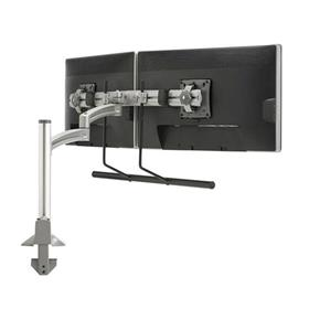 View a larger image of the Chief K2C22HS Kontour Dual Screen Array Column Desk Mount.