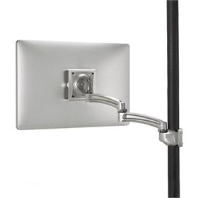 View a larger image of the Chief K2P120S Kontour Single Screen Pole Mount.