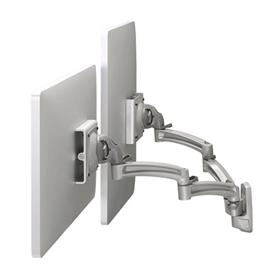 View a larger image of the Chief K2W220S Kontour Dual Screen Wall Mount.