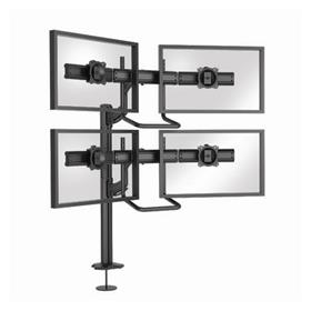 View a larger image of the Chief K4G220B Kontour K4 2x2 Grommet Mounted Array.