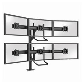 View a larger image of the Chief K4G320B Kontour K4 3x2 Grommet Mounted Array.
