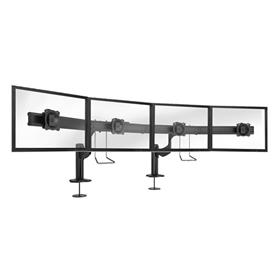 View a larger image of the Chief K4G410B Kontour K4 4x1 Grommet Mounted Array.