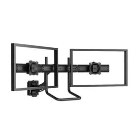 View a larger image of the Chief Kontour K4 2x1 Horizontal Slat Wall Mounted Array K4S210B.