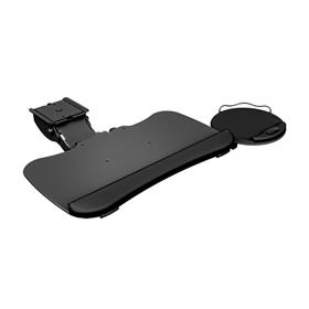View a larger image of the Chief KBD-MINI-19T Mini Arm Keyboard Tray (Swivel Mouse Tray).