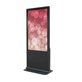View a large image of the Crimson All-In-One Kiosk (55 inch, Brightsign, Non-Touch) KFP255B here.