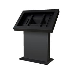 View a larger image of the Peerless KIL540 Black Indoor Landscape Kiosk Enclosure for 40 inch Screens.