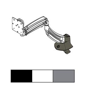 View a larger image of the Chief K1D Desk Clamp Base Conversion Kit, KRA244B, KRA244S, KRA244W here.