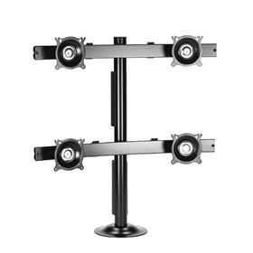 View a larger image of the Chief KTG440B K-Series 2X2 Desk Grommet Mount.