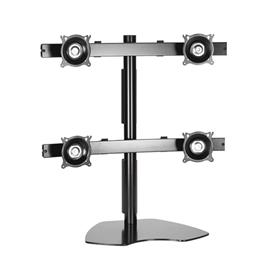 View a larger image of the Chief KTP440B K-Series 2X2 Desk Table Stand.