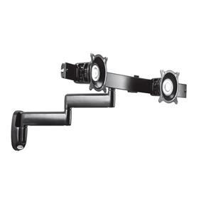 View a larger image of the Chief KWD220B Dual Arm 2x1 Wall Mount.