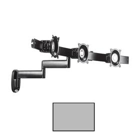 View a larger image of the Chief KWD320S Silver Dual Arm 3x1 Wall Mount.