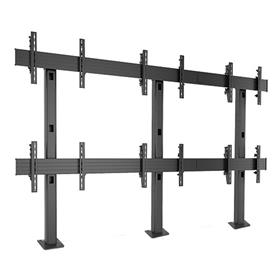 View a larger image of the Chief LBM3X2U FUSION 3x2 Bolt Down Video Wall Stand.