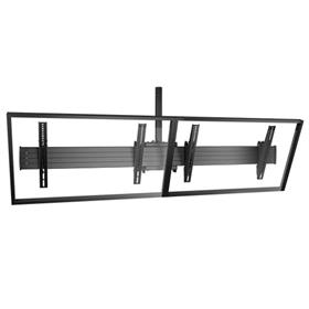 View a larger image of the Chief LCM2X1U FUSION Large 2x1 Menu Board Ceiling Mount.