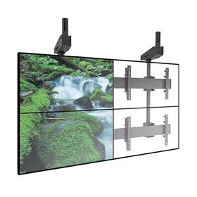 View a larger image of the Chief LCM2X2U FUSION Large 2x2 Video Wall Ceiling Mount.