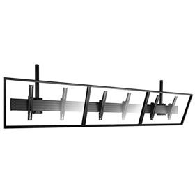View a larger image of the Chief LCM3X1U FUSION Large 3x1 Menu Board Ceiling Mount.