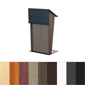 View a larger image of the Audio Visual Furniture Presentation Lectern LE21 here.