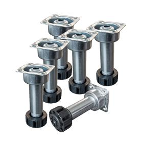 View a larger image of Audio Visual Furniture LEV4AX6 Leveler (Set of 6).
