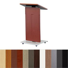 View a larger image of the Audio Visual Furniture LEXYZ20-T Traditional Lectern.