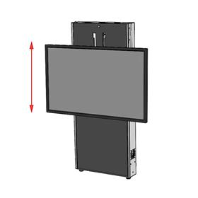 View a larger image of the Audio Visual Furniture LFT7000WM-S Electric Lift Wall Mount.