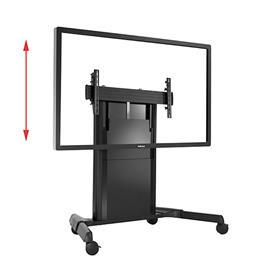 View a larger image of the Chief LPD1U Large Fusion Dynamic Height Adjust Mobile Cart.