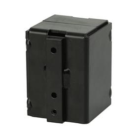 View a larger image of the Peerless Modular Series Pole Drill Template Fixture (Black) MOD-ADF.
