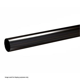 View a larger image of the Peerless Modular Series 1M Extension Pole (Black) MOD-P100-B.