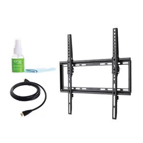 View a larger image of the Promounts ONE Series Medium Flat Panel Tilt Wall Mount Kit MTMK here.