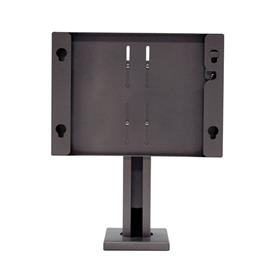 View a larger image of the Chief MTSAVB Medium VESA Bolt-Down Black Table Stand.