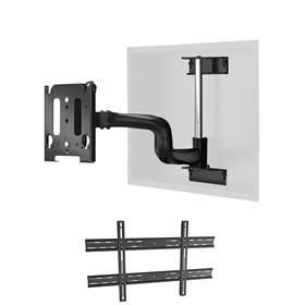 View a larger image of the Chief MWRIWUB Universal Medium Swing Arm In-Wall Mount (22