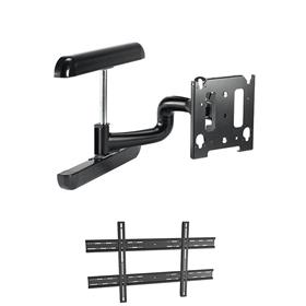 View a larger image of the Chief TAA Compliant Medium Swing Arm Wall Mount MWRUB-G.