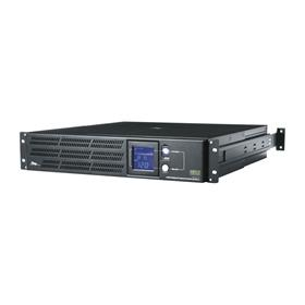 View a larger image of the Middle Atlantic Premium UPS Backup Power (Indiv Ctrl, 1000VA 750W, Web) UPS-1000R-8IP here.