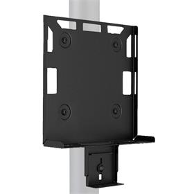 View a larger image of the Chief PAC261P Digital Media Player Pole Mount & Power Brick Adapter.