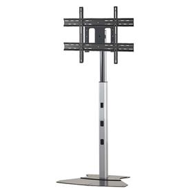 View a larger image of the Chief PF1US Large Universal Silver Floor Stand.