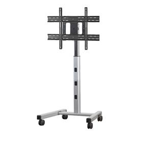 View a larger image of the Chief PFCUS Large Silver Universal Flat Panel Mobile Cart.
