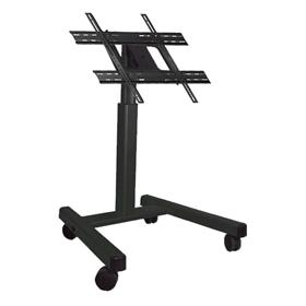 View a larger image of the Chief PFMUB Large Black Confidence Monitor Cart (3-4 ft).