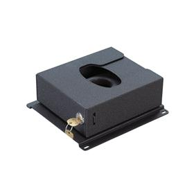 View a larger image of the Chief PL2A Small RPA Projector Security Lock (Key A).