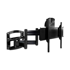 View a larger image of the Peerless PLAV70-UNLP-GB Large Gloss Black Articulating Mount with Height Adjust.
